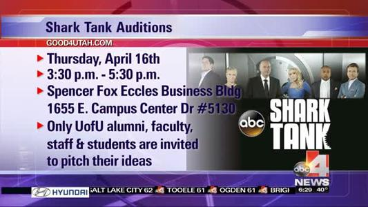 ABC's Shark Tank coming to Utah for auditions_-6409929585835488624
