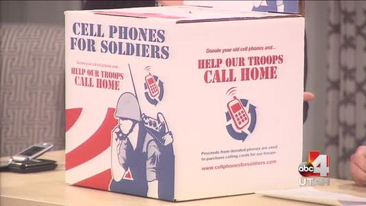 Cell Phones for Soldiers Program_4974084923301120444