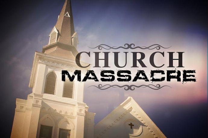 Church Massacre in South Carolina_5991131359222515107