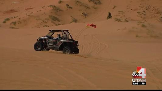 ATV Riding at the Coral Pink Sand Dunes_-8842231058686325651