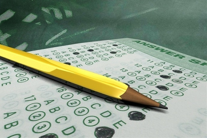 Testing students test with pencil generic_2904844538047381784