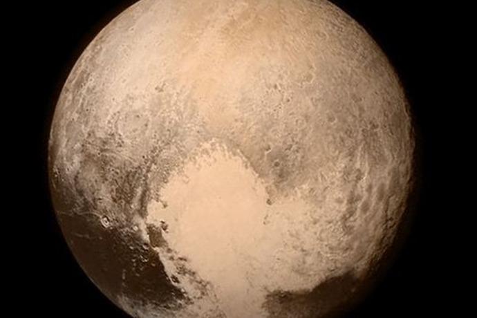 New Horizon's photo of Pluto_3732168984771379471