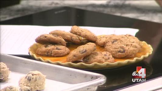 Gluten Free Chocolate Chip Cookies_6108265137458988878