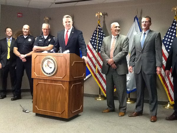 Heroin News Conference