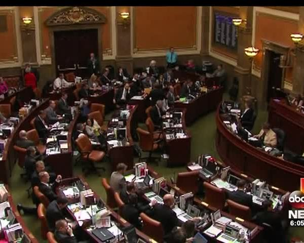 Clock Is Ticking On Final Two Days Of The Legislature_77501408-159532