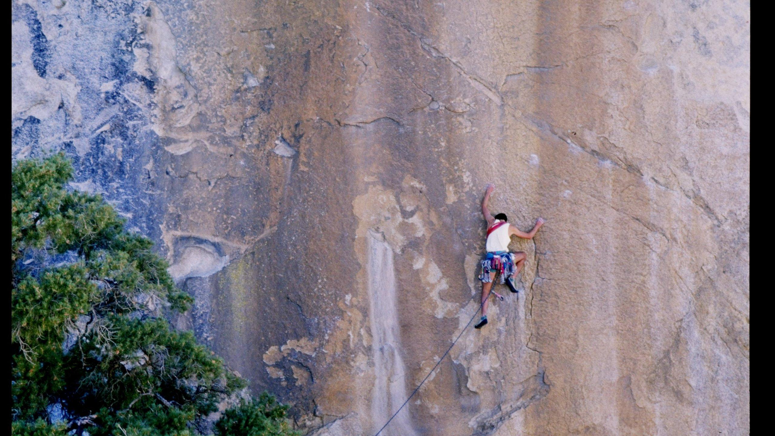 Climber death rock Climbers We