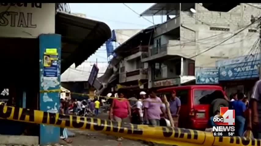 Choice Humanitarian Gives Inside Look at Ecuador Earthquake_73416857-159532