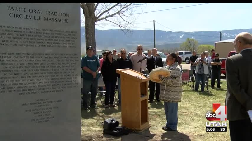 Circleville Massacre Remembered With Monument Dedication_94718935-159532