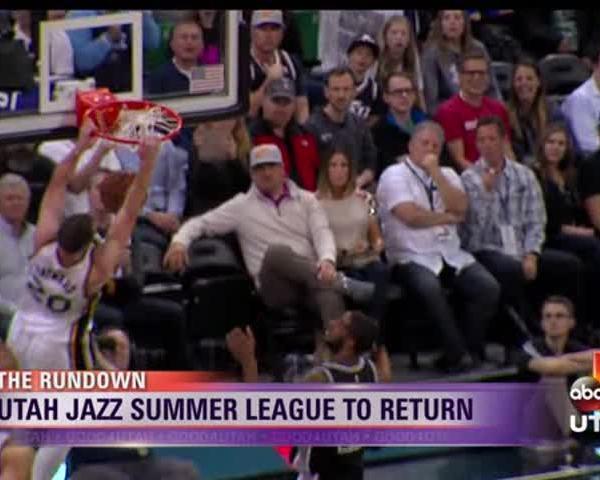 Utah Jazz Summer League 2016_20160422160002