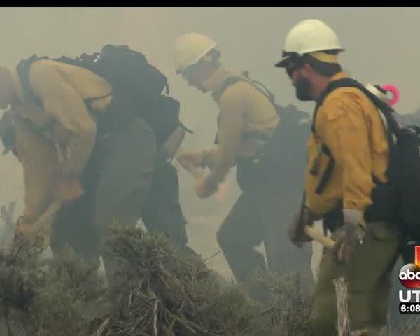 Wild Fire Crews Train Ahead of Summer Season_27986151-159532