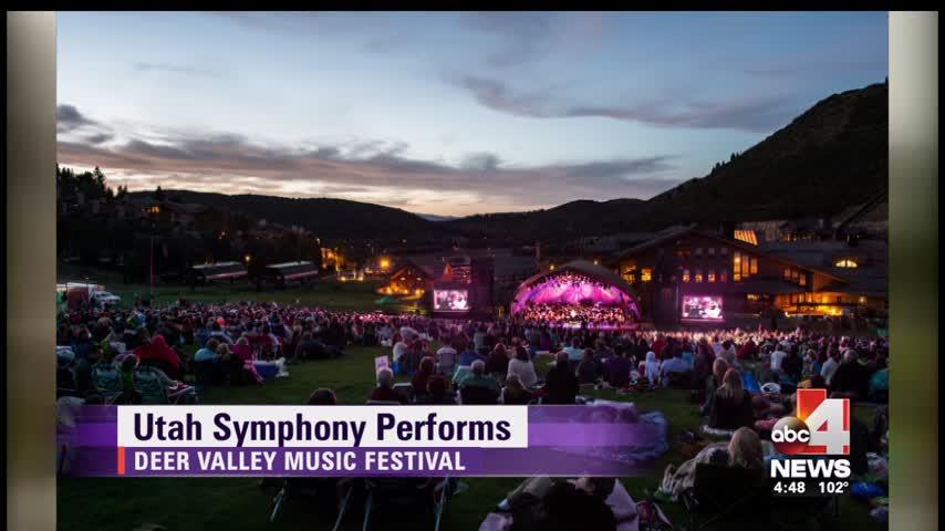 Utah Symphony to Perform at Deer Valley Music Festival_56345716-159532