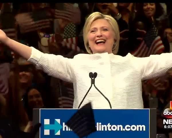 Utahns weigh in on Clinton nomination_89696422-159532