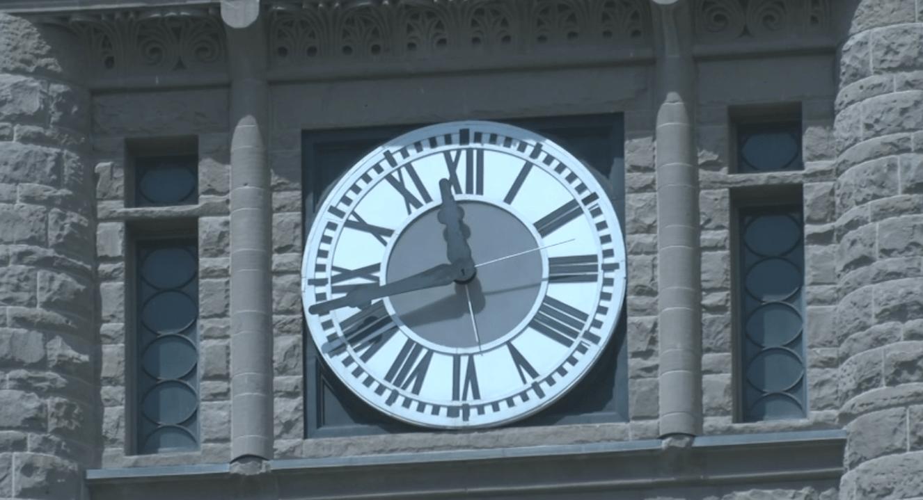 The Clock at City Hall