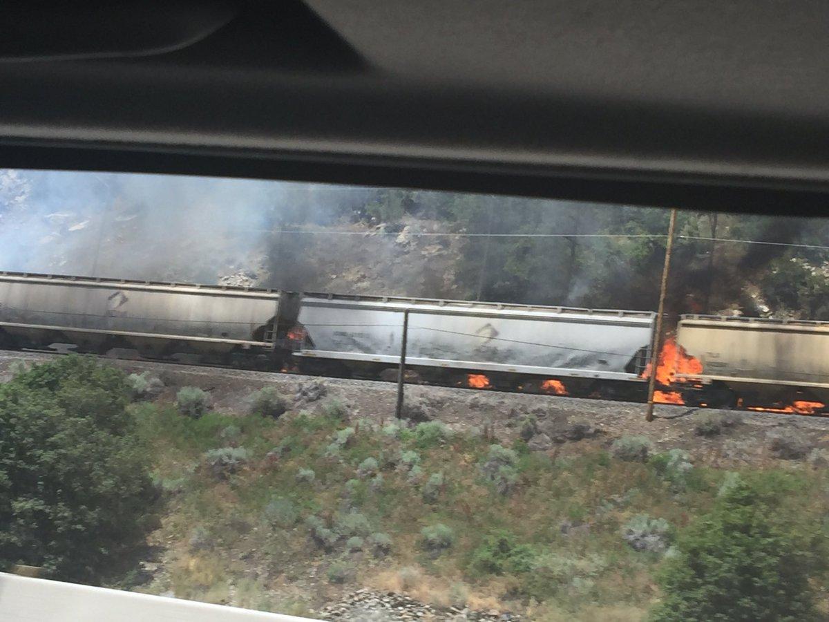 Weber Canyon Fire