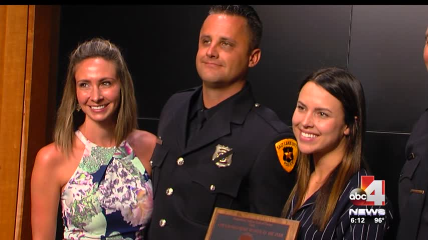 SLCPD Cop Wins -Officer of the Year- Award_19902915-159532