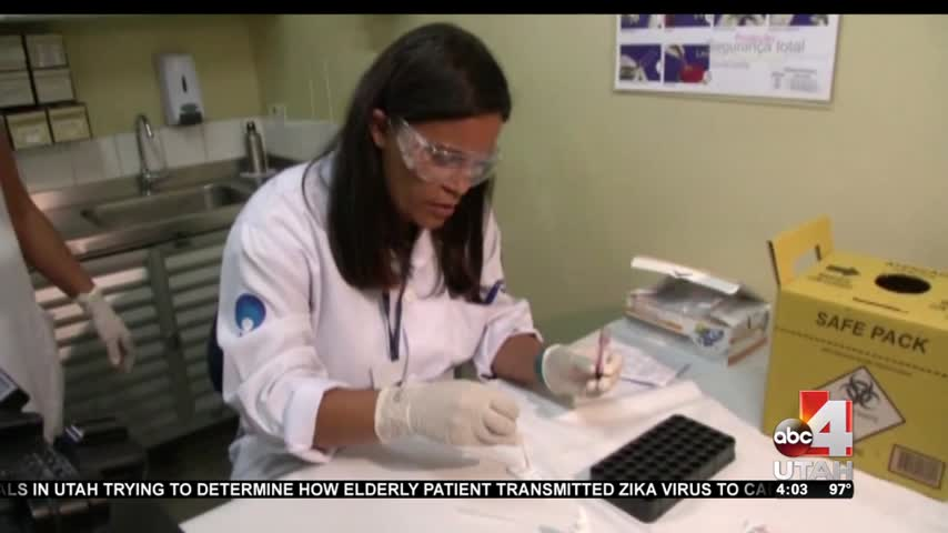Utah patient without risk factors tests positive for Zika_20160718221506