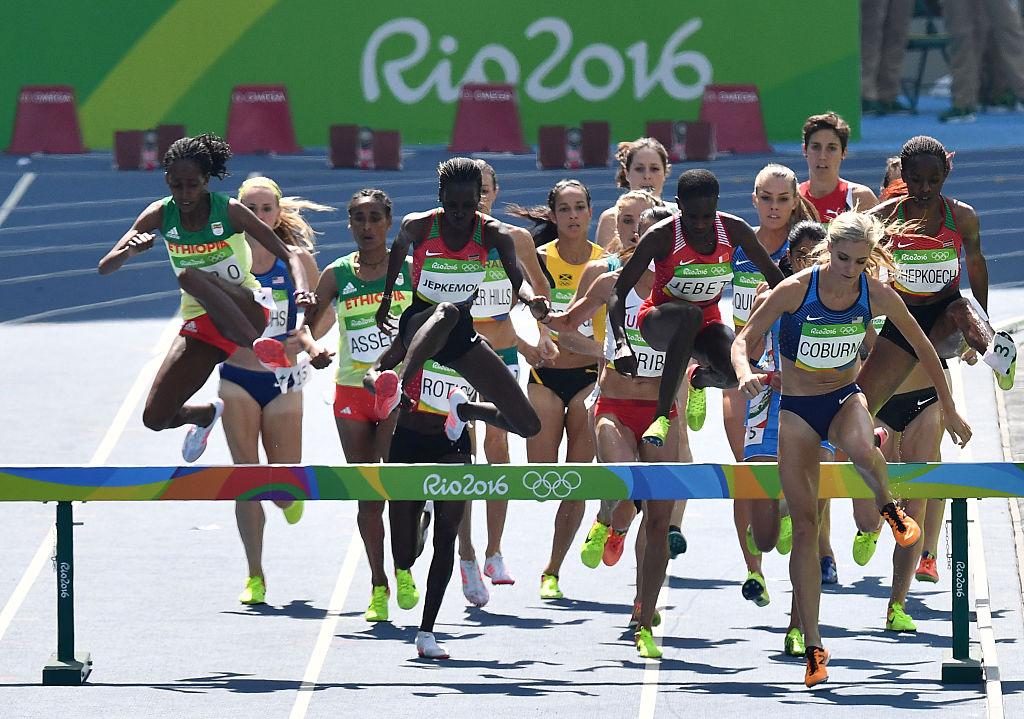 Team USA's Emma Coburn Wins Bronze Medal 2