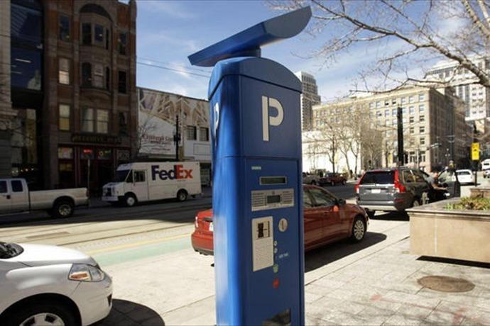 Parking meter in Salt Lake City_-5304022500928895285