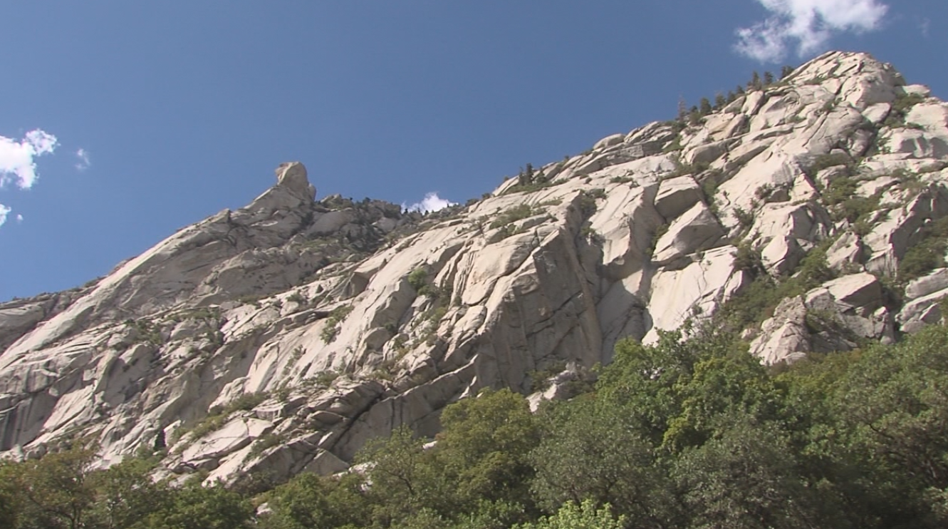 hiker stranded in little cottonwood canyon