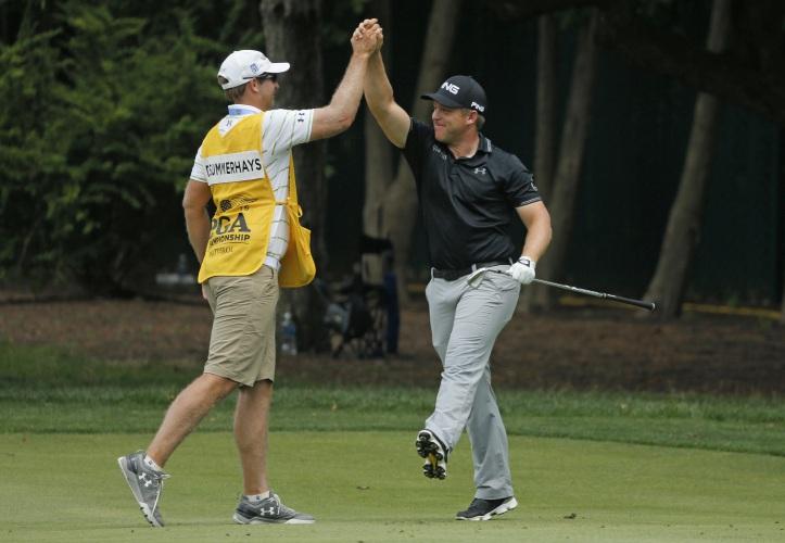 APTOPIX PGA Championship Golf_1470029642049