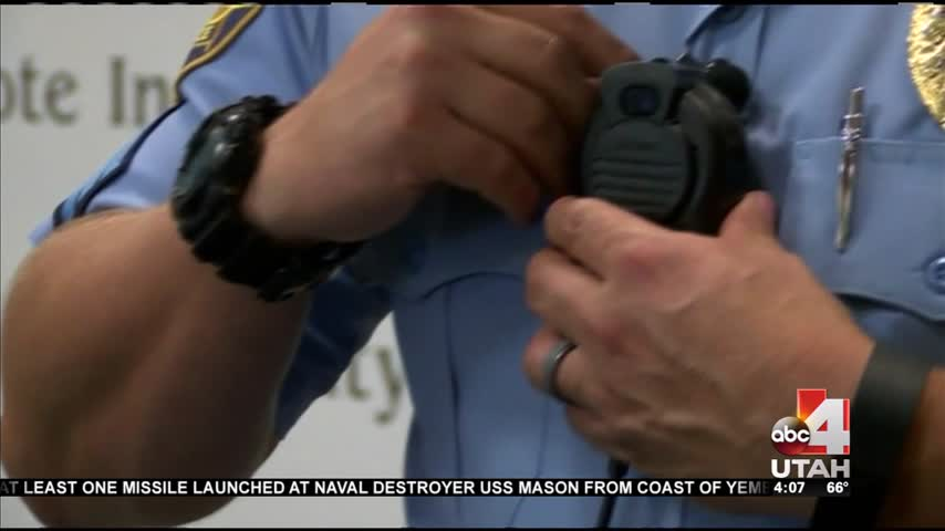 Body cams come off for Pleasant Grove Police, maybe more
