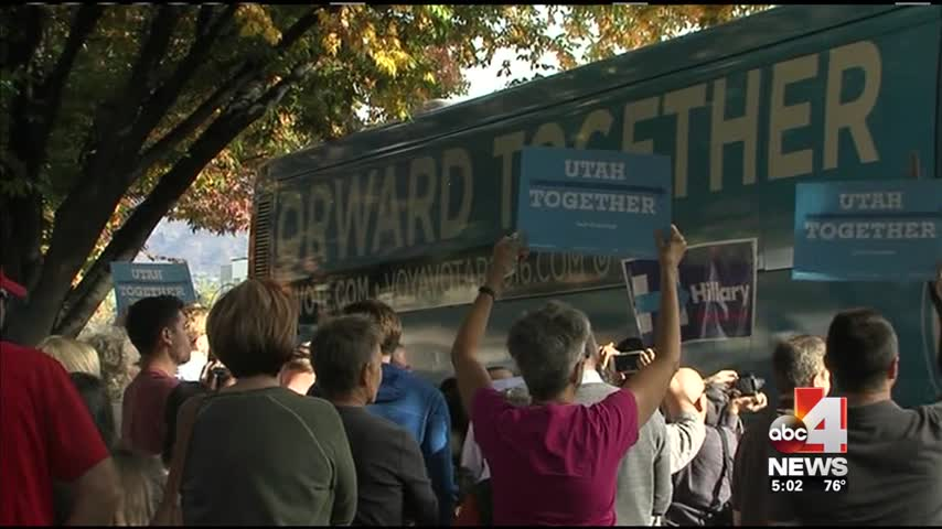 DNC Chair Visits Utah on -Forward Together- Bus Tour_49991714-159532