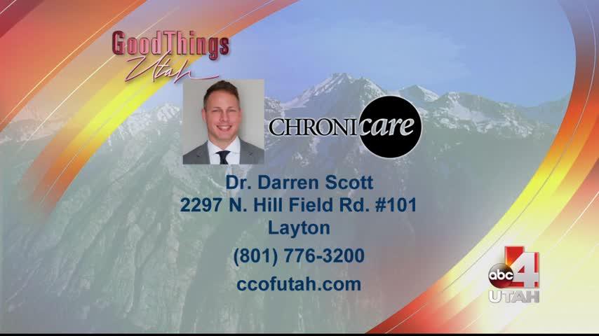 Dr. Darren Scott