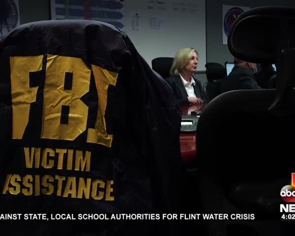 FBI arrests hundreds of accused pimps around world