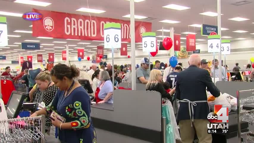New Deseret Industries Thrift Store Opens In Springville