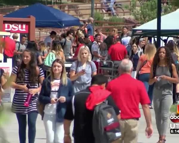 Southern UT Colleges See Record Freshman Classes_98309587-159532