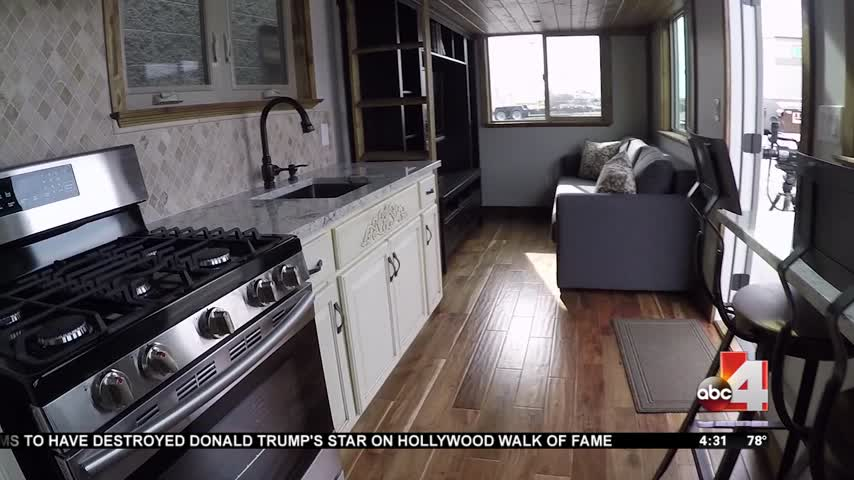 'Tiny Homes' officially here in Utah?