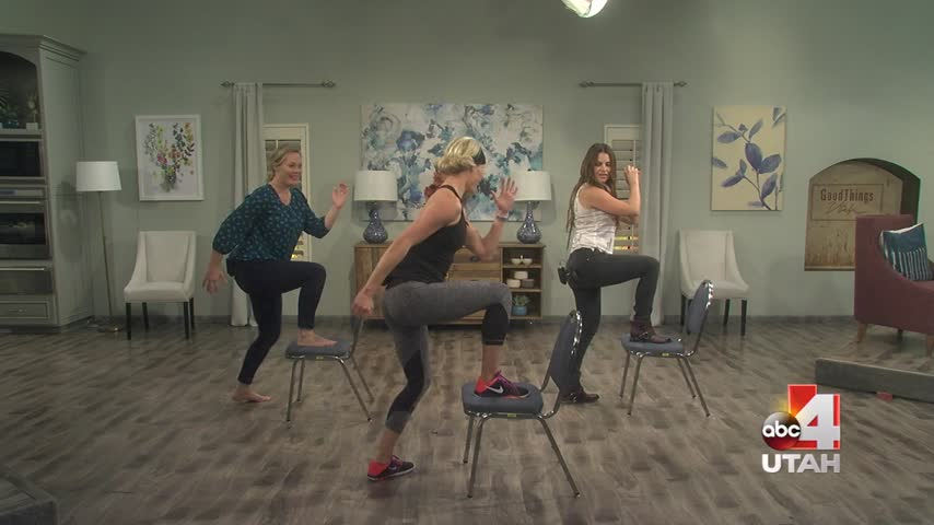 Workout in a Chair