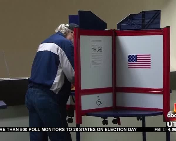 'Election Officer' taking reports of voter fraud tomorrow