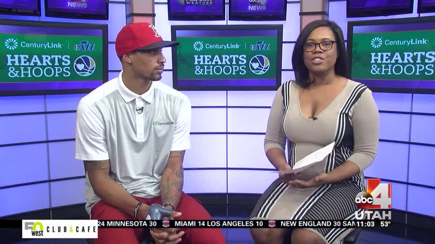 Real Sports Live - George Hill interview