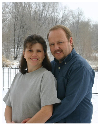 SUSAN AND SHANE PETERSON