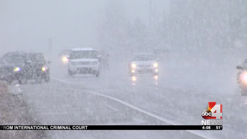 Snow removal crews prep for Utah's first wintery blast