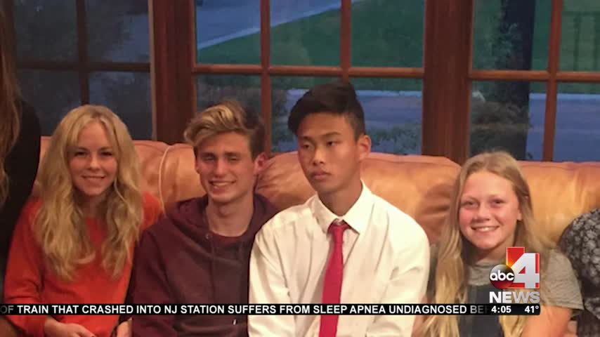 Teen crash survivors share story