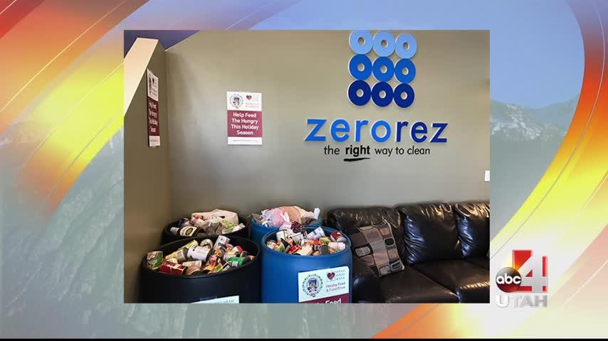 Zerorez and Food Bank
