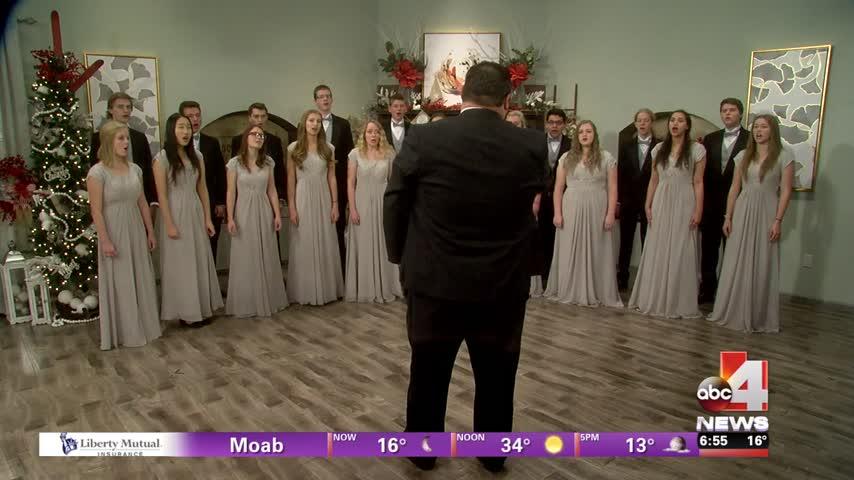 Brighton High School Choir Bringing Holiday Spirit on ABC 4