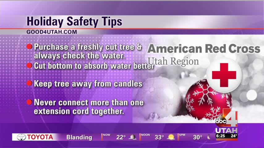 How You Can Stay Safe During The Holidays