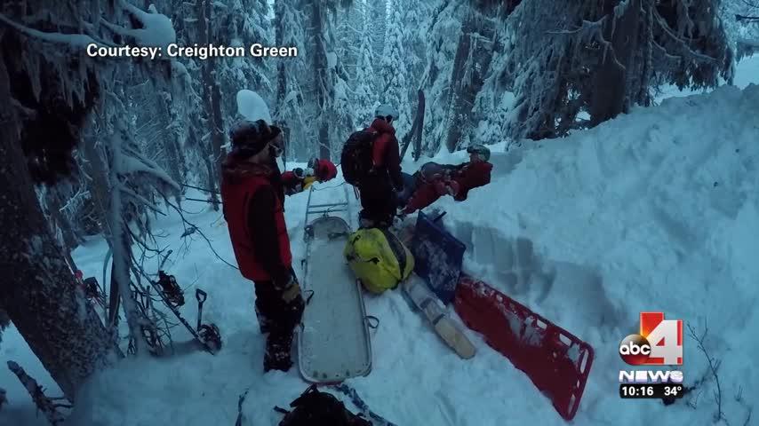 Canadian Avalanche Survivors