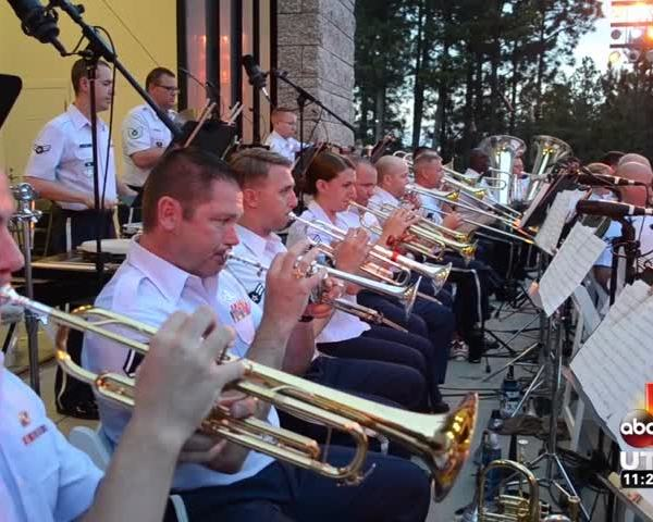 Did you know the Air Force has a band?