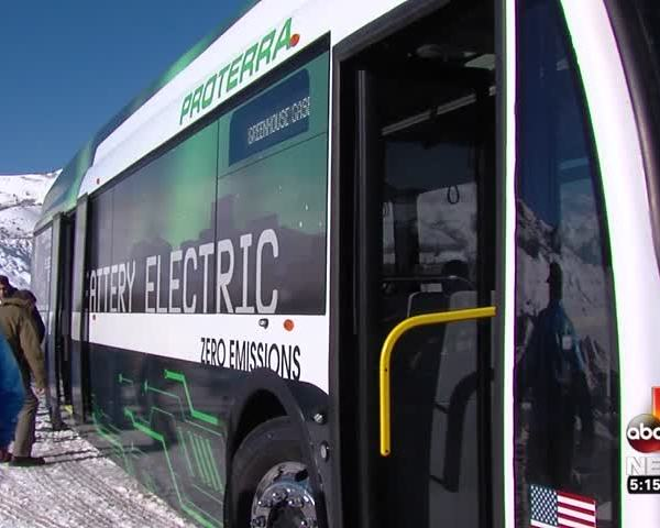 Electric Express Buses