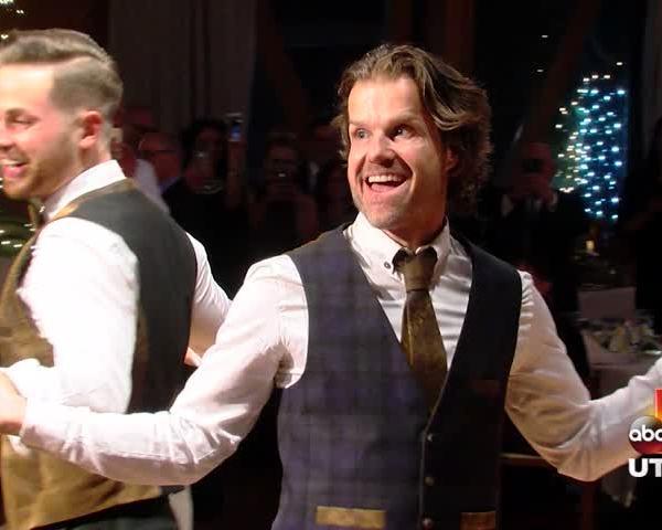 Louis van Amstel marries partner in Utah_08970985