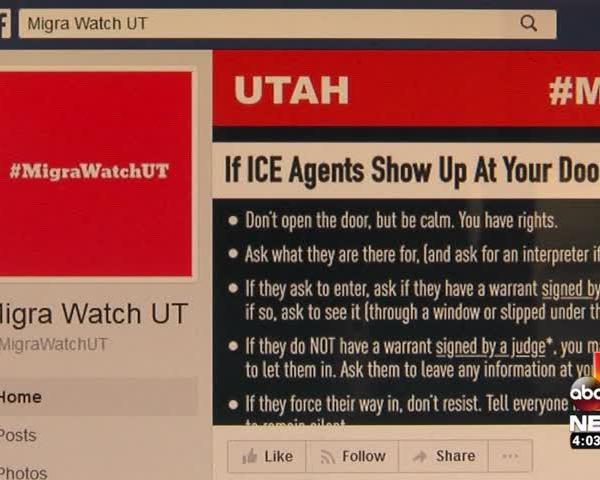 Facebook Group Monitors ICE enforcement in Utah_00848704