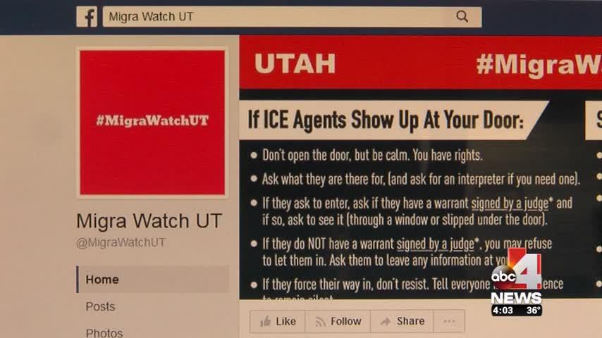 Facebook Group Monitors ICE enforcement in Utah_00848704