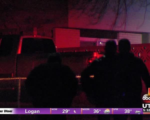 Teenager Dead Following Shooting in Magna_10010347