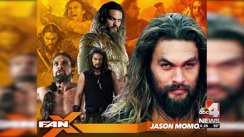 Jason Momoa to FANX17