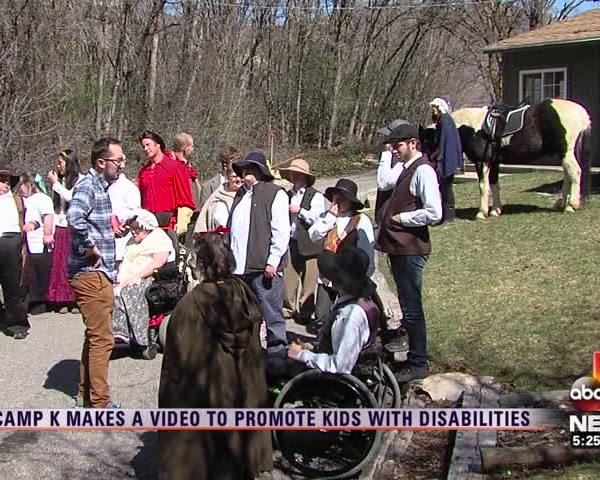 Camp K and YouTube Group Make VIdeo_93786954