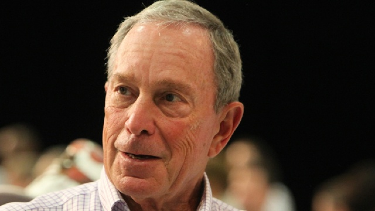 Mike Bloomberg's campaign headquarters vandalized following the candidate's Wednesday visit to Utah